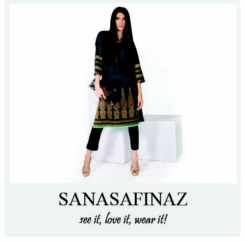 Sana Safinaz Designer Spring Summer Lawn Ready To Wear Dresses Collection for Women 2015-2016 (13)