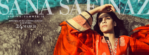 Sana Safinaz Spring Summer Lawn Collection Ready To Wear Dresses 2015
