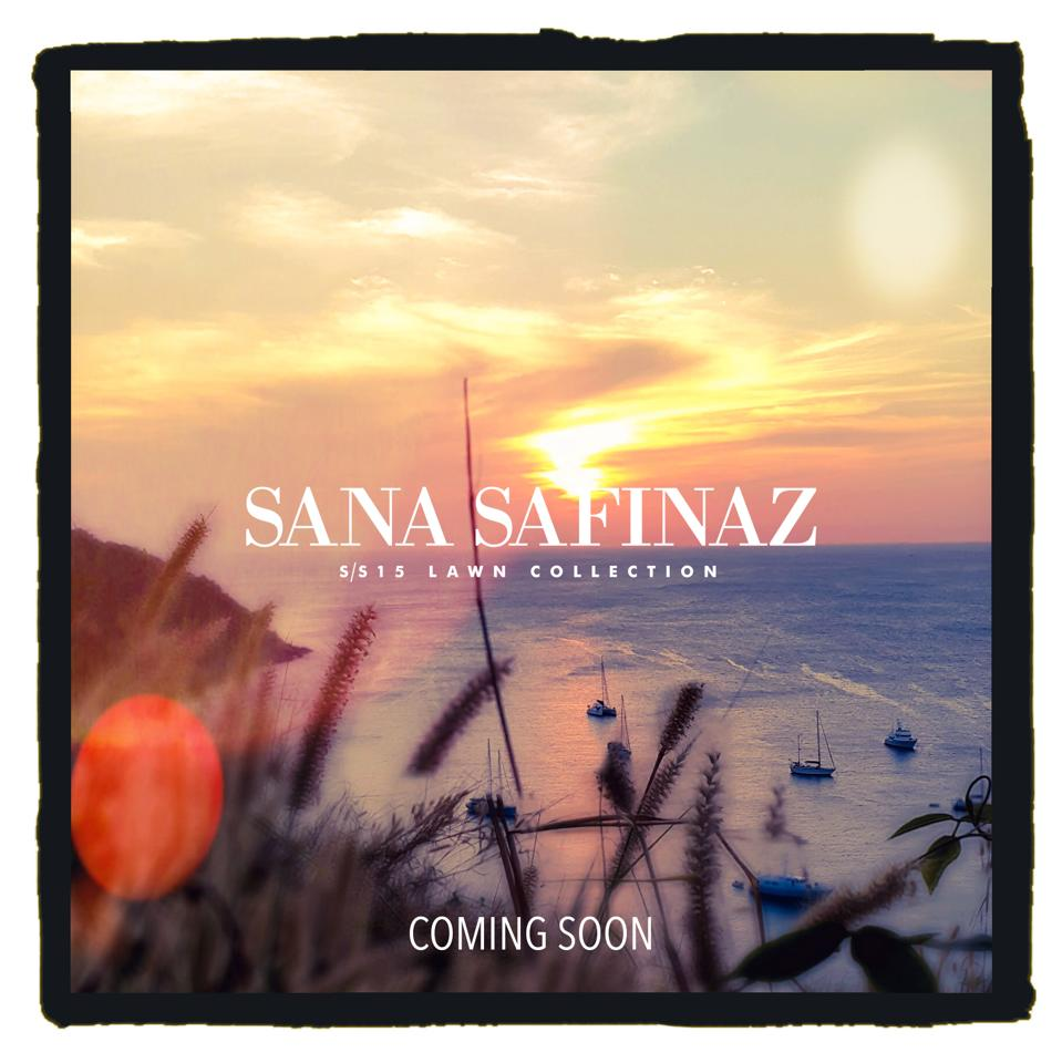 Sana Safinaz Designer Spring Summer Lawn Ready To Wear Dresses Collection for Women 2015-2016 (3)