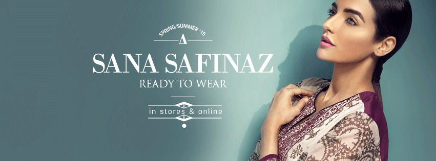 Sana Safinaz Designer Spring Summer Lawn Ready To Wear Dresses Collection for Women 2015-2016 (4)
