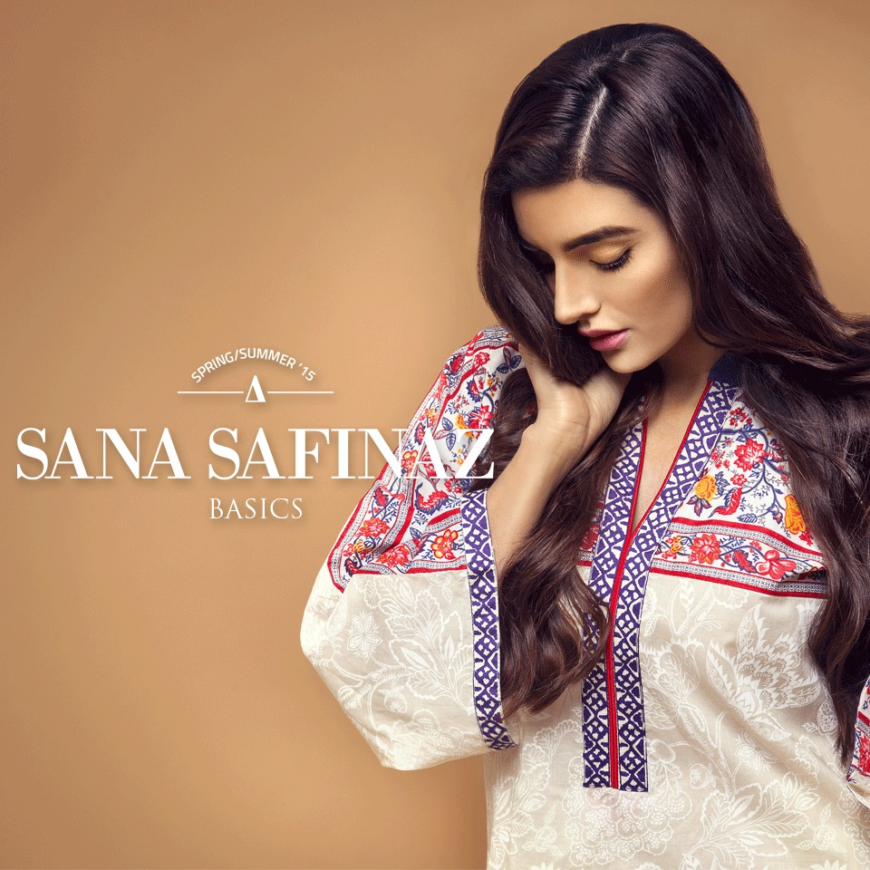 Sana Safinaz Designer Spring Summer Lawn Ready To Wear Dresses Collection for Women 2015-2016 (5)