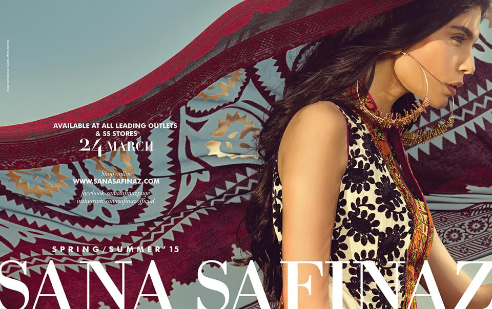 Sana Safinaz Designer Spring Summer Lawn Ready To Wear Dresses Collection for Women 2015-2016 (9)