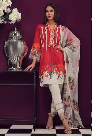 Sana Safinaz Muzlin Collection 2019-2020 Summer Lawn Suits