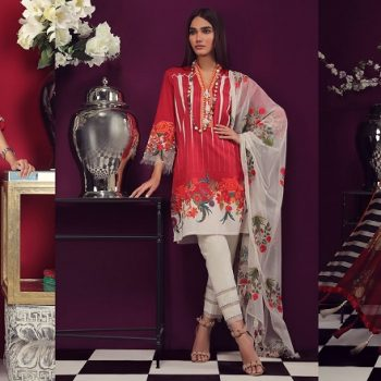 Sana Safinaz Muzlin Collection 2019 Summer Lawn Suits