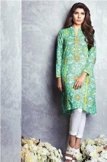 Satrangi By Bonanza Summer Lawn Spring Dresses Collection 2015-2016 (10)