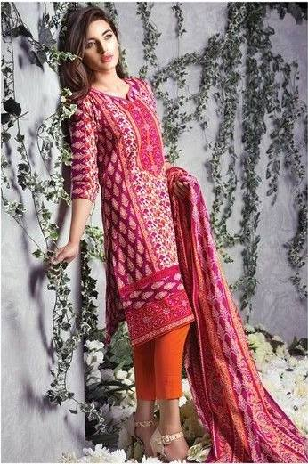Satrangi By Bonanza Summer Lawn Spring Dresses Collection 2015-2016 (11)