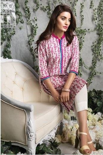 Satrangi By Bonanza Summer Lawn Spring Dresses Collection 2015-2016 (13)