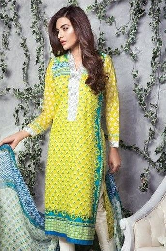 Satrangi By Bonanza Summer Lawn Spring Dresses Collection 2015-2016 (15)