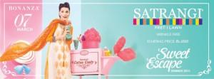 Satrangi Bonanza Spring Summer Lawn Dresses Collection 2015