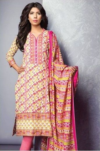 Satrangi By Bonanza Summer Lawn Spring Dresses Collection 2015-2016 (7)