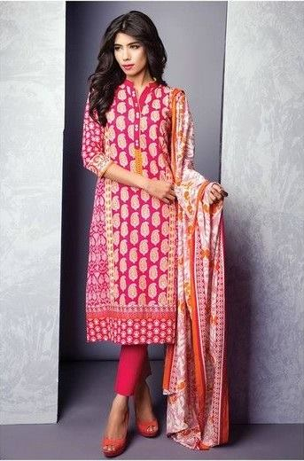 Satrangi By Bonanza Summer Lawn Spring Dresses Collection 2015-2016 (8)