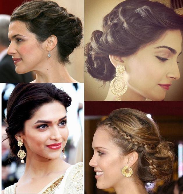 Top Amazing Bridal Wedding Hairstyles Trends & looks You Should Must Try on Your Big Day (1)