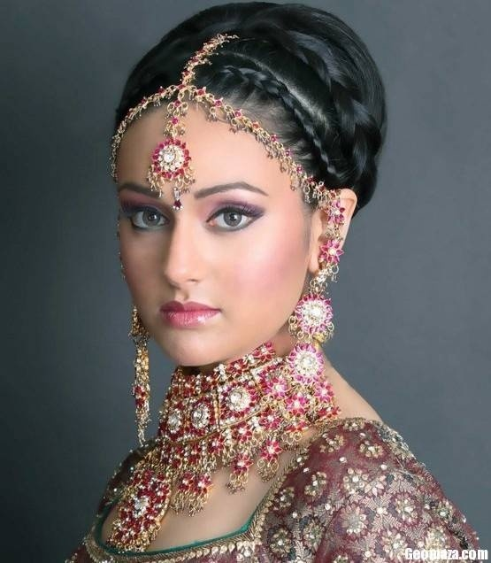Top Amazing Bridal Wedding Hairstyles Trends & looks You Should Must Try on Your Big Day (6)