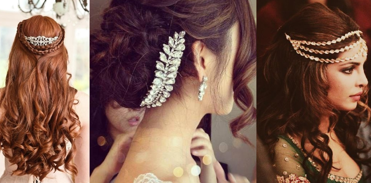 Top Amazing Bridal Wedding Hairstyles Trends & looks You Should Must Try on Your Big Day
