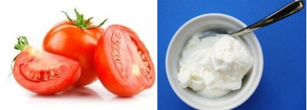 Yoghurt-tomato-remedy