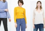 ZARA Spring-Summer Collection 2015 Latest Women Dresses, Tops, T Shirts, Skirts & Accessories