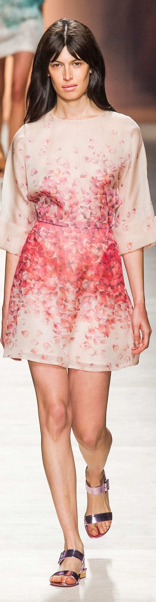 ZARA Spring-Summer Collection 2015 Latest Women Dresses, Tops, T Shirts, Skirts & Accessories (15)
