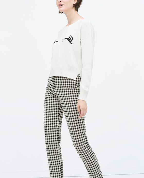 ZARA Spring-Summer Collection 2015 Latest Women Dresses, Tops, T Shirts, Skirts & Accessories (2)