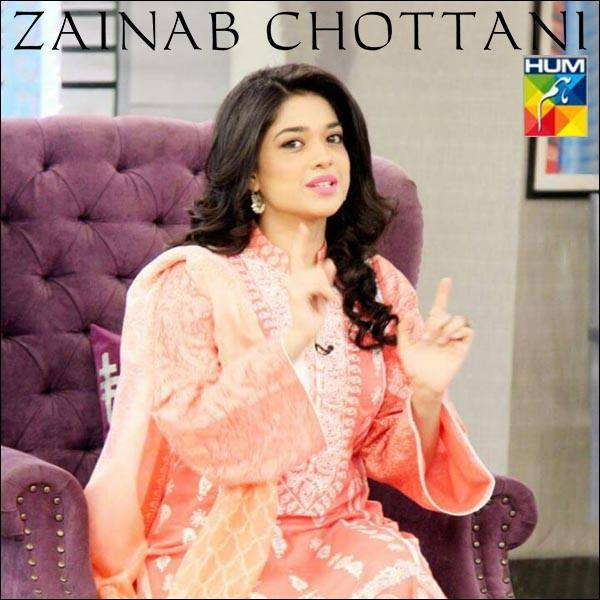 Zainab Chottani Spring Summer Lawn Dresses Collection 2015 by LSM (14)