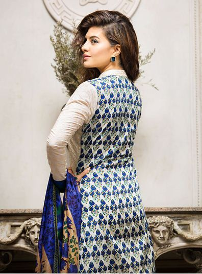 Zainab Chottani Spring Summer Lawn Dresses Collection 2015 by LSM (29)