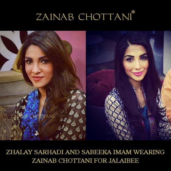 Zainab Chottani Spring Summer Lawn Dresses Collection 2015 by LSM (3)