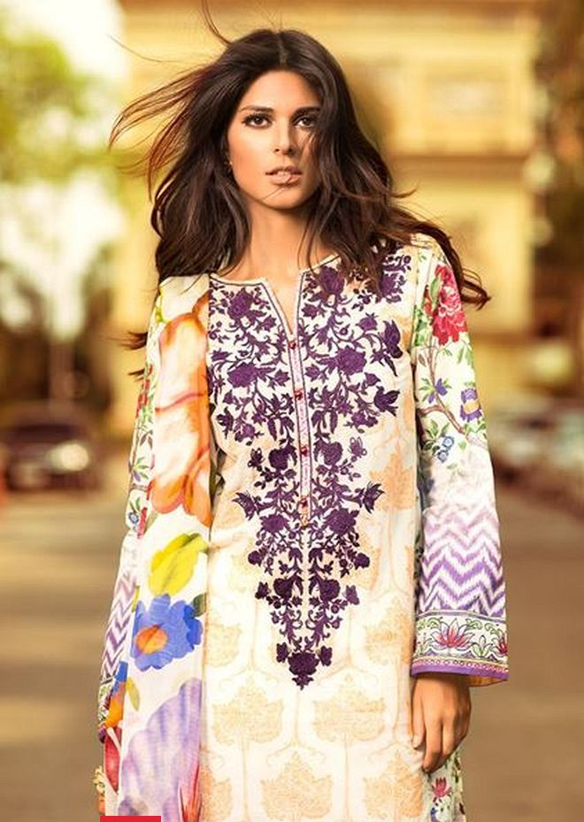 Zara Shahjahan Summer Lawn Dresses Collection 2015 for Women (10)