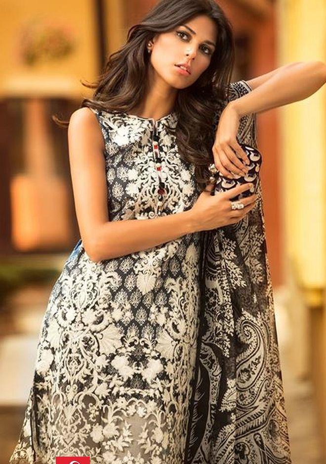 5f24e648 Zara Shahjahan Summer Lawn Dresses Collection 2015 for Women (11 ...