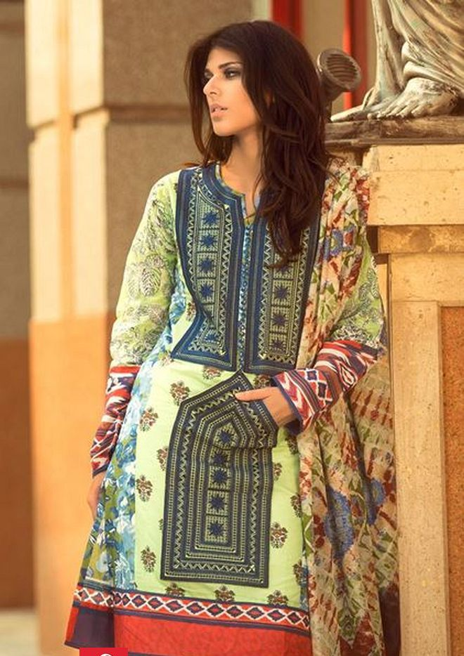 Zara Shahjahan Summer Lawn Dresses Collection 2015 for Women (12)