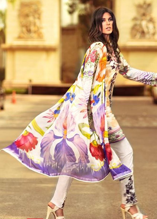 Zara Shahjahan Summer Lawn Dresses Collection 2015 for Women (17)
