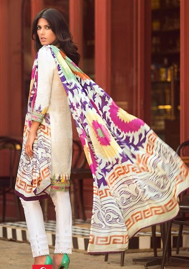 Zara Shahjahan Summer Lawn Dresses Collection 2015 for Women (18)