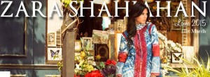 Zara Shahjahan Summer Lawn Dresses Collection 2015 for Women
