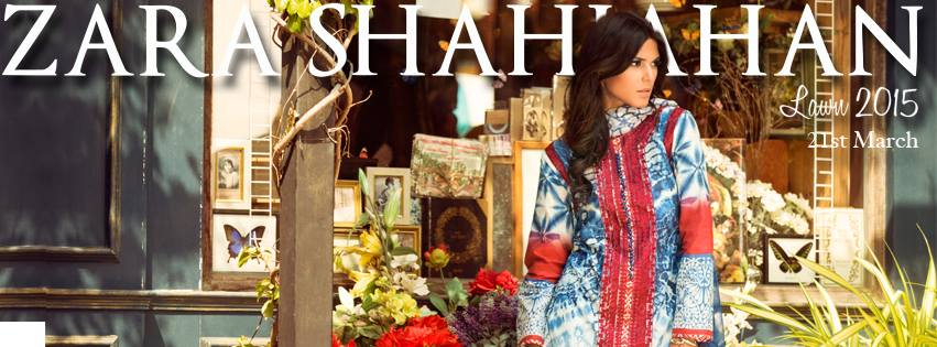 Zara Shahjahan Summer Lawn Dresses Collection 2015 for Women (2)