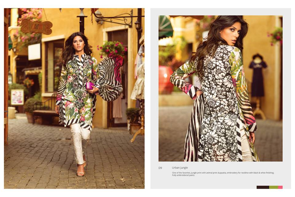 4af70b94fed Zara Shahjahan Summer Lawn Dresses Collection 2015 for Women (20 ...