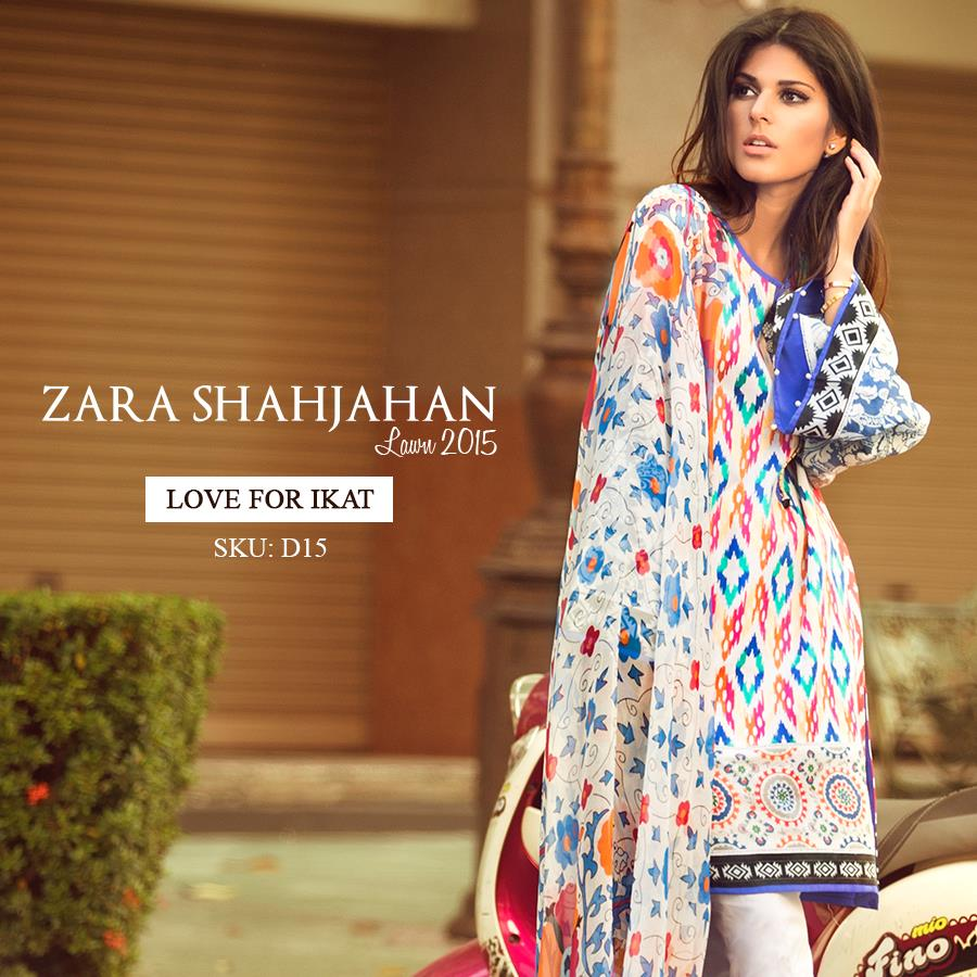 Zara Shahjahan Summer Lawn Dresses Collection 2015 for Women (26)