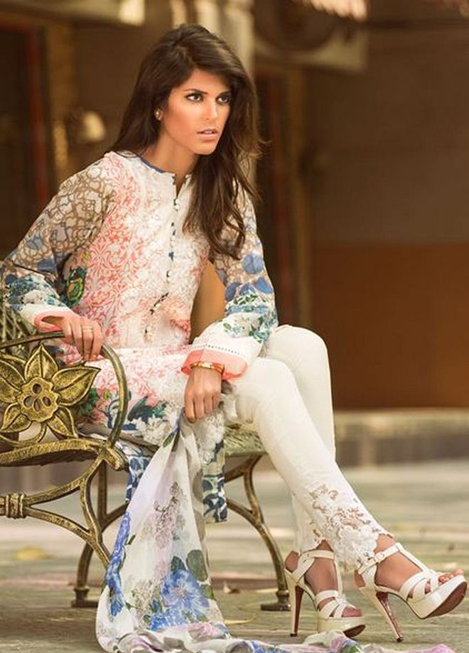 Zara Shahjahan Summer Lawn Dresses Collection 2015 for Women (3)