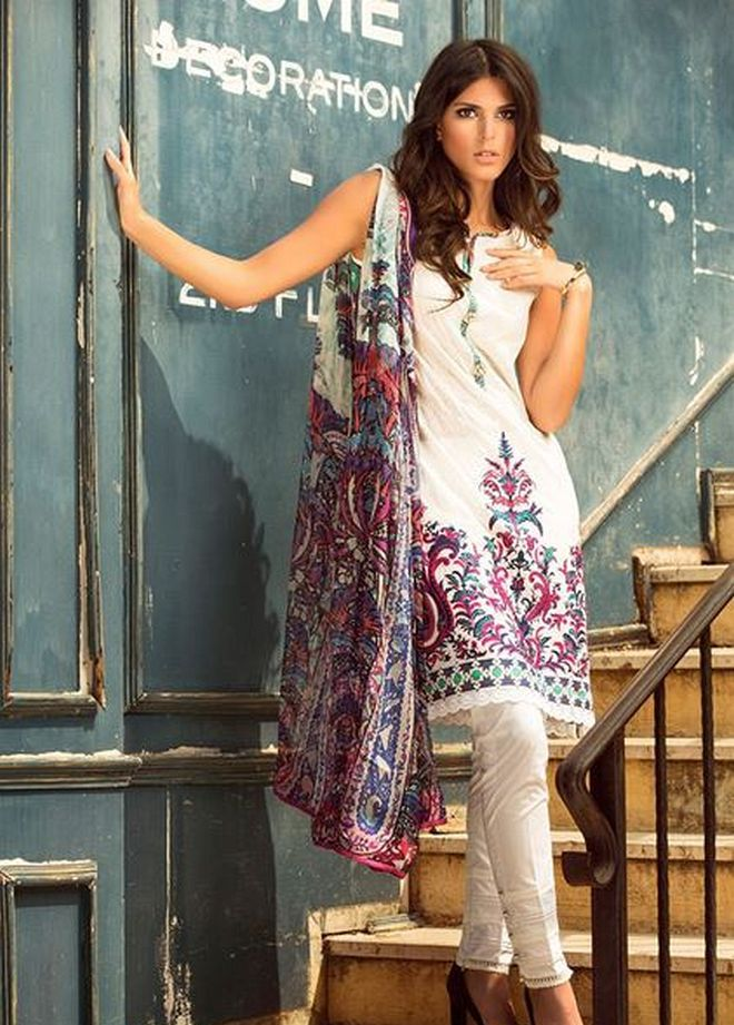Zara Shahjahan Summer Lawn Dresses Collection 2015 for Women (5)