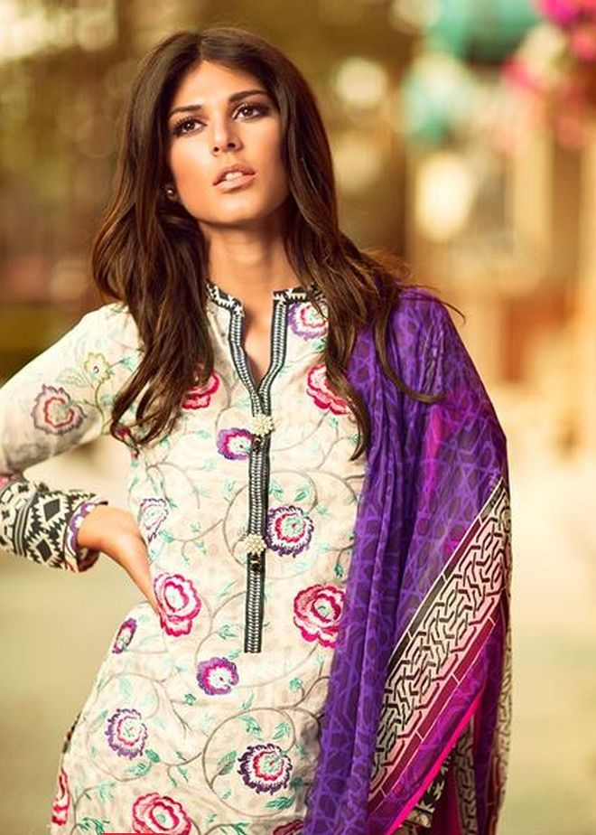 Zara Shahjahan Summer Lawn Dresses Collection 2015 for Women (6)