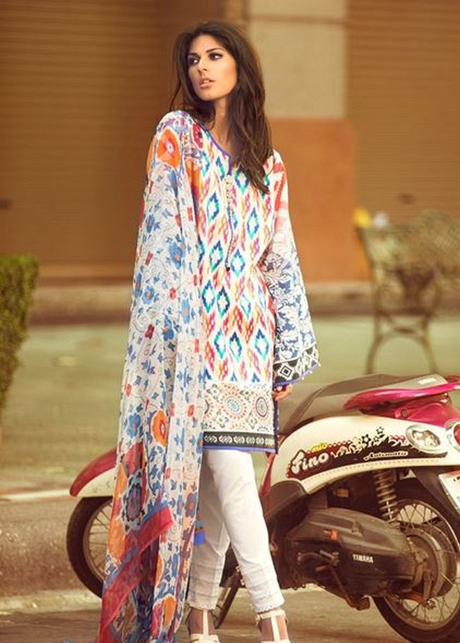 Zara Shahjahan Summer Lawn Dresses Collection 2015 for Women (7)