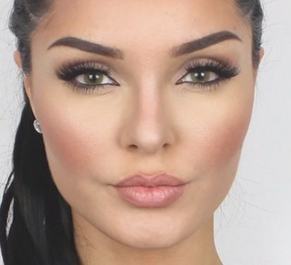 how-to-apply-blush-on-makeup-perfectly (15)