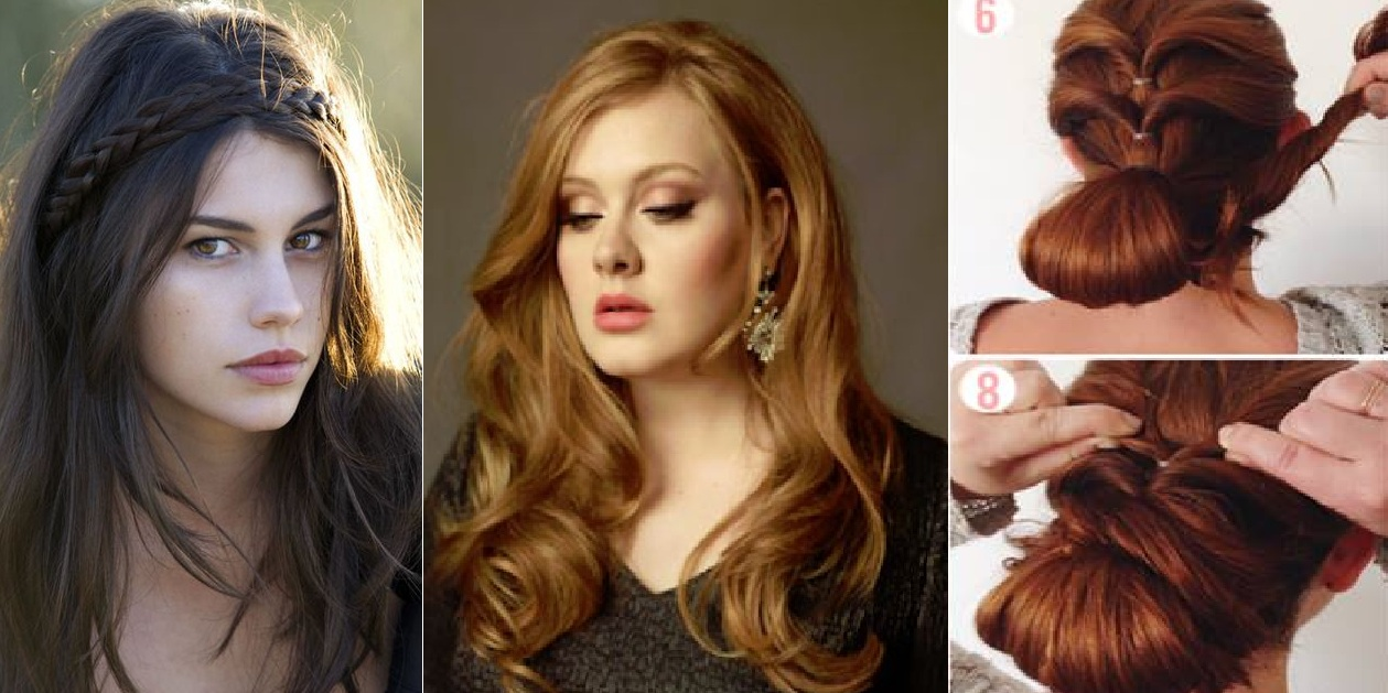 latest party hairstyles tutorial step by step with pictures