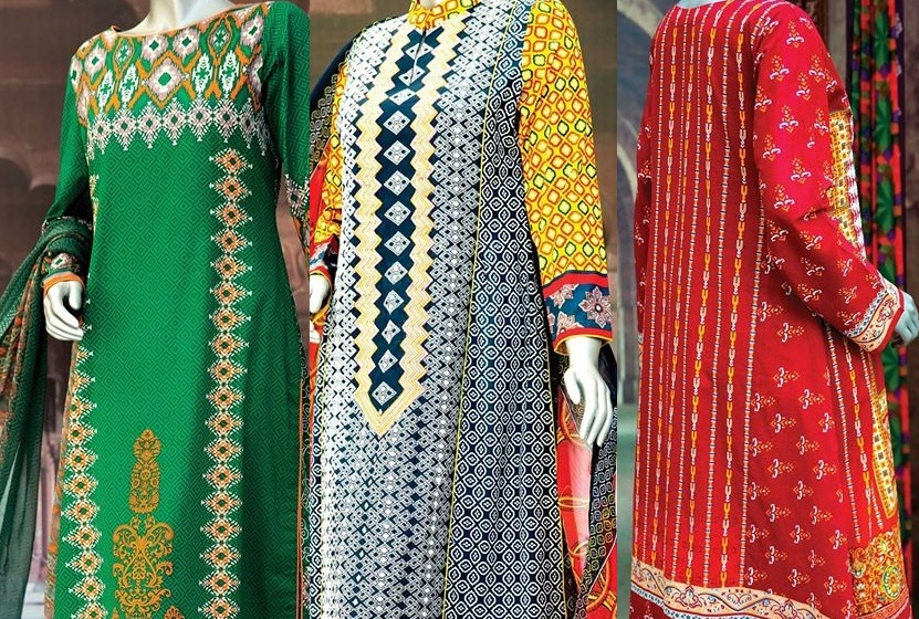 Amir Liaquat Lawn 2015 Summer Aanchal Collection by Amna Ismail (23)
