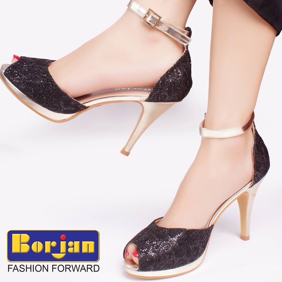 Borjan Shoes Latest Fashion Footwear Summer Spring Collection 2015 (1)