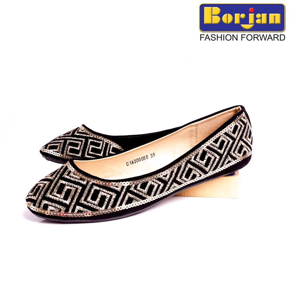 Borjan Latest Fashion Shoes Footwear Designs 2017-18 ...