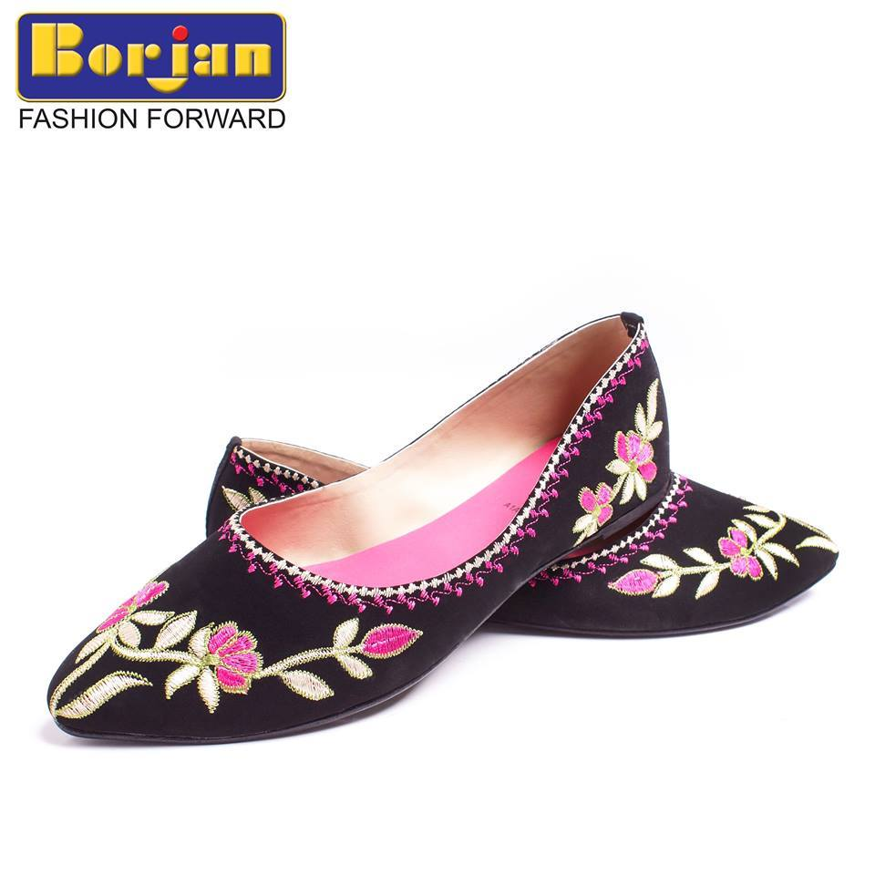 Borjan Shoes Latest Fashion Footwear Summer Spring Collection 2015 (17)