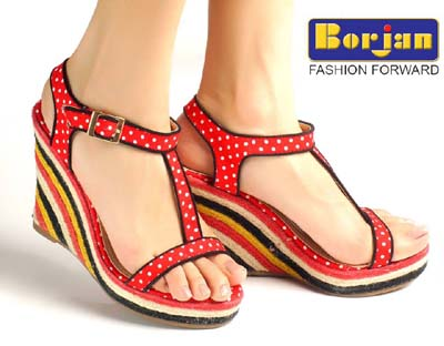 30c8f0046 Borjan Shoes Latest Fashion Footwear Summer Spring Collection 2015 (20)