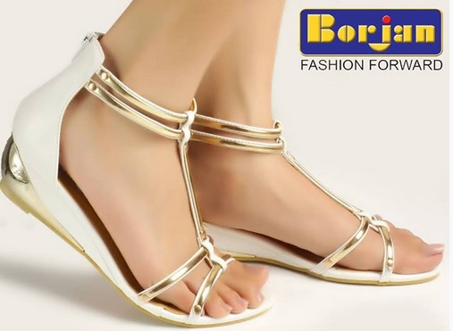 Borjan Shoes Latest Fashion Footwear Summer Spring Collection 2015 (21)