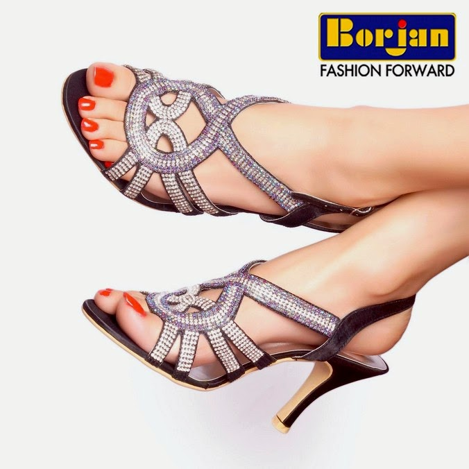 Borjan Shoes Latest Fashion Footwear Summer Spring Collection 2015 (22)