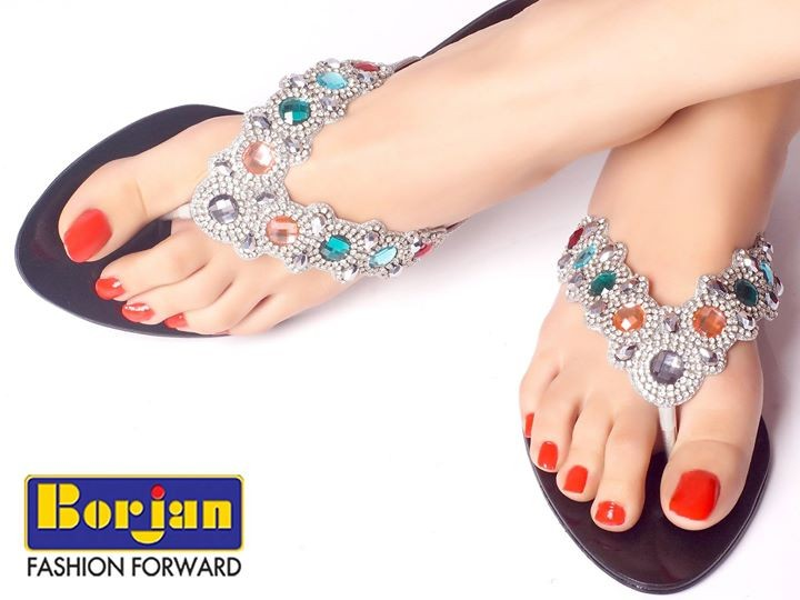 Borjan Shoes Latest Fashion Footwear Summer Spring Collection 2015 (25)