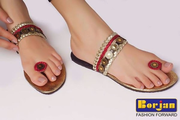 Borjan Shoes Latest Fashion Footwear Summer Spring Collection 2015 (28)