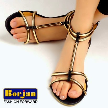 Borjan Shoes Latest Fashion Footwear Summer Spring Collection 2015 (29)